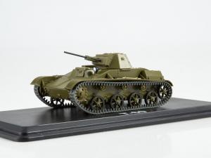Macheta tanc rusesc T-60, scara 1:430