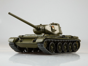 Macheta tanc rusesc T-44, scara 1:430