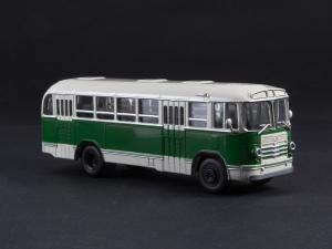 Macheta autobuz ZIL-158, scara 1:430