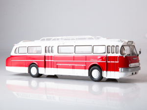 Macheta autobuz Ikarus-66, scara 1:430