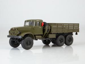 Macheta auto camion Kraz 214, scara 1:430