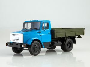 Macheta auto camion Zil-4333, scara 1:430