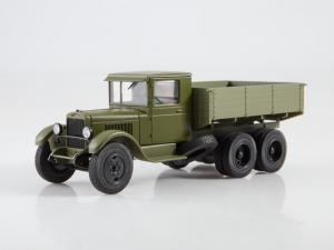 Macheta auto camion Zis-6, scara 1:430