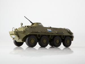 Macheta transportor blindat rusesc BTR-60PB, scara 1:43 [0]