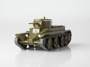 Macheta tanc rusesc BT-5, scara 1:43 [0]