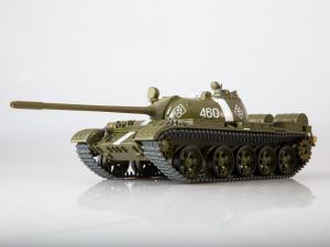 Macheta tanc rusesc T-55, scara 1:43 [0]