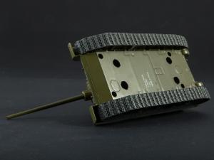Macheta tanc rusesc T-34-85, scara 1:432