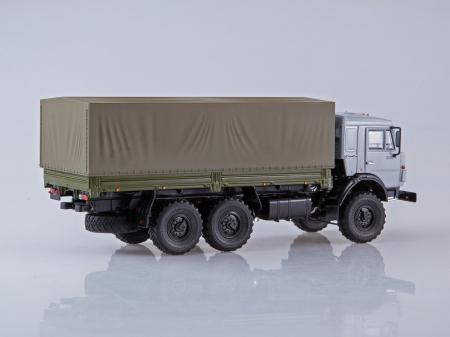 Macheta camion Kamaz 53501 6x6, scara 1:43 [2]