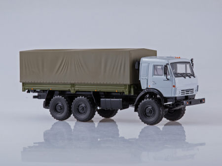 Macheta camion Kamaz 53501 6x6, scara 1:43 [3]