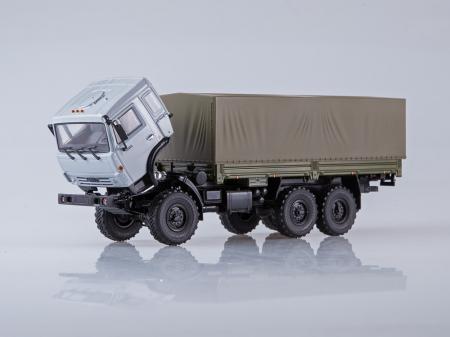 Macheta camion Kamaz 53501 6x6, scara 1:43 [6]