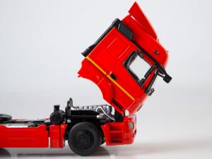Macheta cap tractor Kamaz 5490, scara 1:433