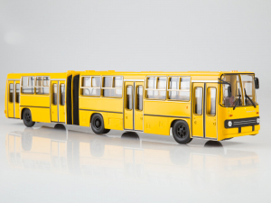Macheta autobuz Ikarus 280.64 cu usi late, scara 1:430