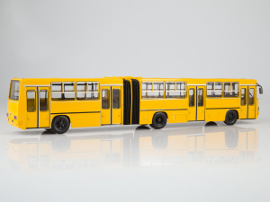 Macheta autobuz Ikarus 280.64 cu usi late, scara 1:437