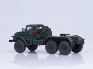 Macheta cap tractor URAL 375S-K1, scara 1:431