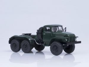 Macheta cap tractor URAL 375S-K1, scara 1:432