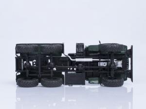 Macheta cap tractor URAL 375S-K1, scara 1:433