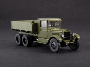 Macheta auto camion Zis-6, scara 1:436