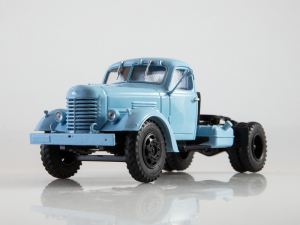 Macheta auto camion cap tractor Zis-MMZ-120N, scara 1:434