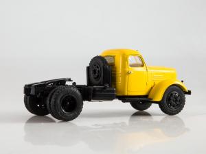 Macheta auto camion cap tractor Zis-MMZ-164AN, scara 1:431