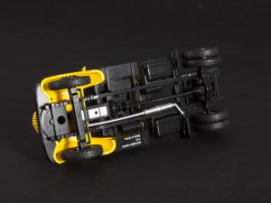 Macheta auto camion cap tractor Zis-MMZ-164AN, scara 1:435