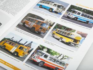 Macheta autobuz PAZ-672M, scara 1:436