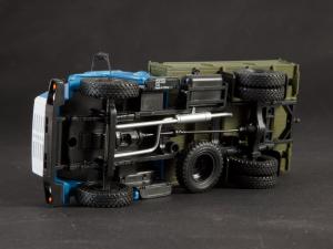 Macheta auto camion Zil-4333, scara 1:437