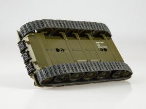 Macheta tanc rusesc T-44, scara 1:435