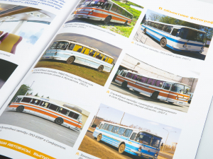 Macheta autobuz LAZ-699R, scara 1:43 [8]