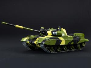 Macheta tanc rusesc T-62M, scara 1:430