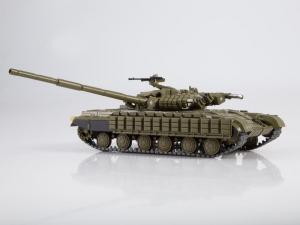 Macheta tanc T-64 BV, scara 1:43 [1]