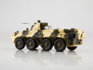Macheta tanc rusesc BTR-80A, scara 1:431