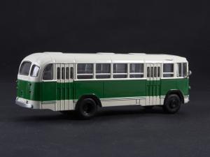Macheta autobuz ZIL-158, scara 1:431