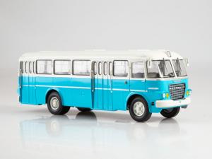 Macheta autobuz Ikarus-620, scara 1:430