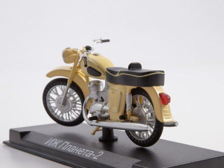 Macheta motocicleta ruseasca IJ-Planeta 2, scara 1:24 [1]