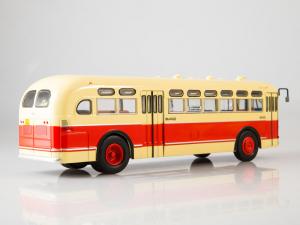 Macheta autobuz ZIS-154, scara 1:431