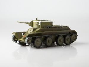 Macheta tanc rusesc BT-5, scara 1:43 [1]