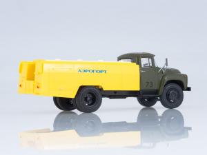 Macheta auto cisterna pentru avioane AC-161 (Zil 130), scara 1:432