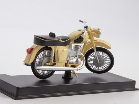 Macheta motocicleta ruseasca IJ-Planeta 2, scara 1:24 [2]