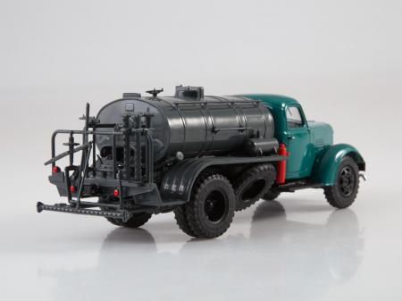 Macheta camion autogudronator Zil-164 scara 1:43 [2]