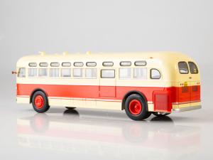Macheta autobuz ZIS-154, scara 1:432