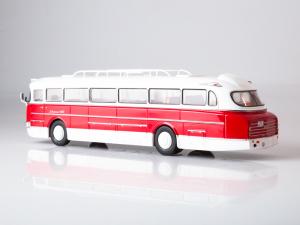 Macheta autobuz Ikarus-66, scara 1:432