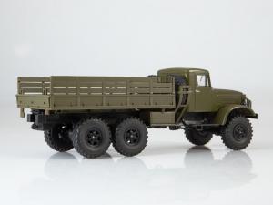 Macheta auto camion Kraz 214, scara 1:431