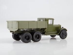 Macheta auto camion Zis-6, scara 1:431