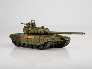 Macheta tanc rusesc T-72B3 2016, scara 1:433