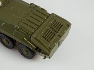 Macheta transportor blindat rusesc BTR-70, scara 1:433