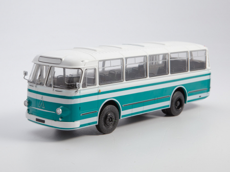 Macheta autobuz LAZ-695M, scara 1:43 [3]