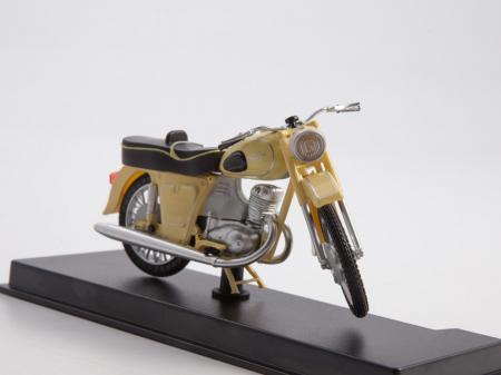 Macheta motocicleta ruseasca IJ-Planeta 2, scara 1:24 [3]
