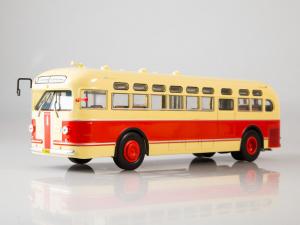Macheta autobuz ZIS-154, scara 1:433