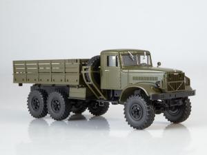 Macheta auto camion Kraz 214, scara 1:432