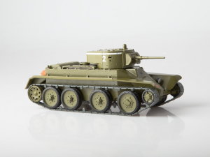 Macheta tanc rusesc BT-5, scara 1:43 [3]